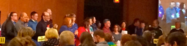 Can you find our Region 1 Director, Michele Thompson?