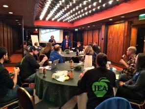 Region 1 Caucus Meeting