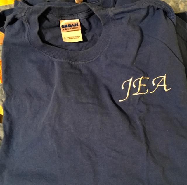 JEA Region 1 DA Shirt